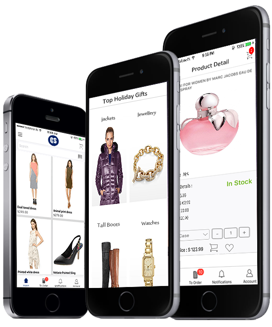 Drive more sales with mobile e-commerce apps!